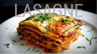 Toiveruoka: Lasagne