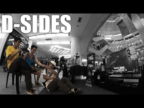 D-Sides: HSD  Karaoke Challenge at Ayala