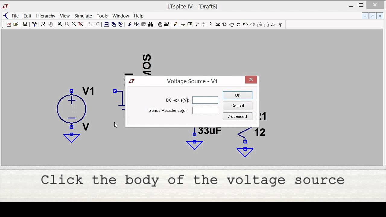 Model For A Linear Regulator Simulation Series Part Nine Youtube Ldo 5v Voltage With Mcp1755