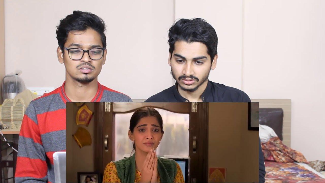 Ek Ladki Ko Dekha Toh Aisa Laga | Official Trailer - Trailer Reaction | Anil | Sonam | Rajkummar