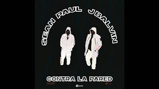 J Balvin Feat Sean Paul - Contra La Pared  (Audio)