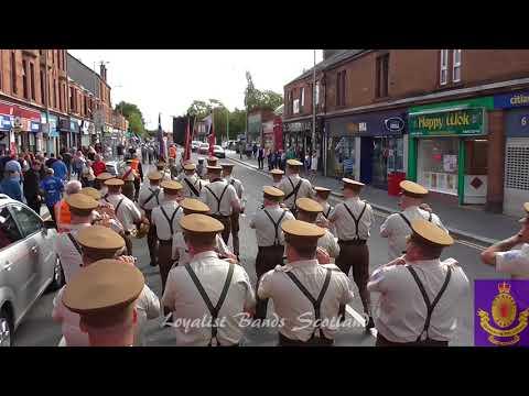 Billy Steele Memorial Parade 04.08.18