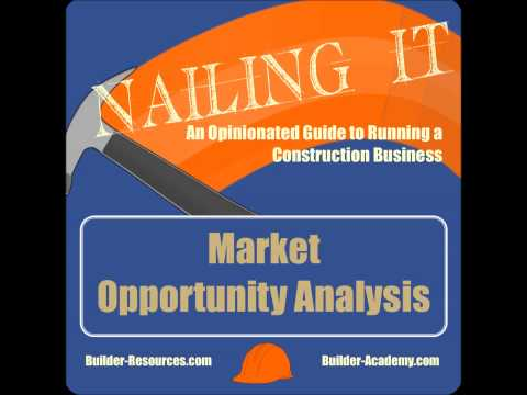 Market Opportunity Analysis - Podcast