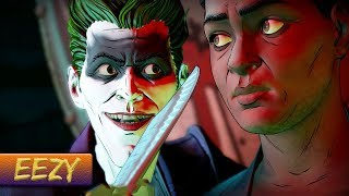 SAME STITCH... SO MANY QUESTIONS!! | Batman: The Enemy Within | Lets Play - Part 9 [FINALE]