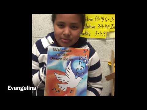 Peace Zone iMovie: 5th Grade Class at North Main Street School