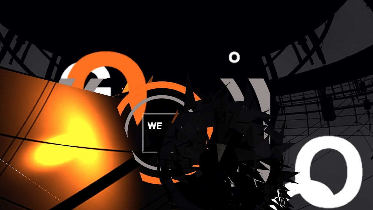 Mike Gao - Adventura - Three js audio-reactive, interactive animation