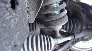 Nissan Pathfinder 3 работа подвески