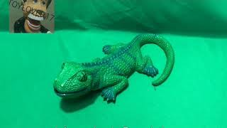 "Gemmy Motion Activated ""Leonard the Lizard"""