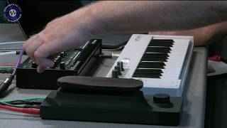 Roland Boutique SE-02 and Touche Controller