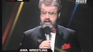 AWA Championship Wrestling 1988