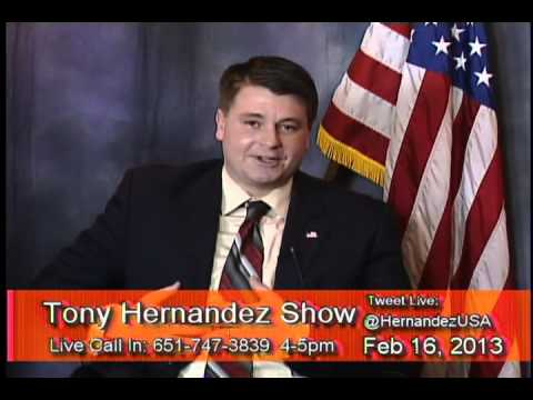 Tony Hernandez 2013/02/16 MN College Republicans, Minimum Wage