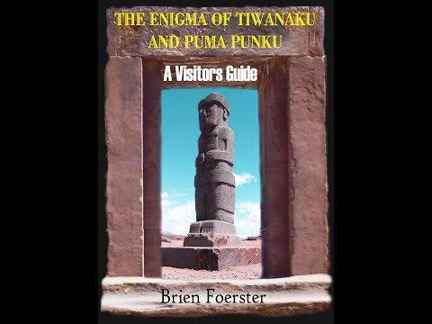 Puma Punku And Tiwanaku Bolivia September 2017 With Engineer Cliff