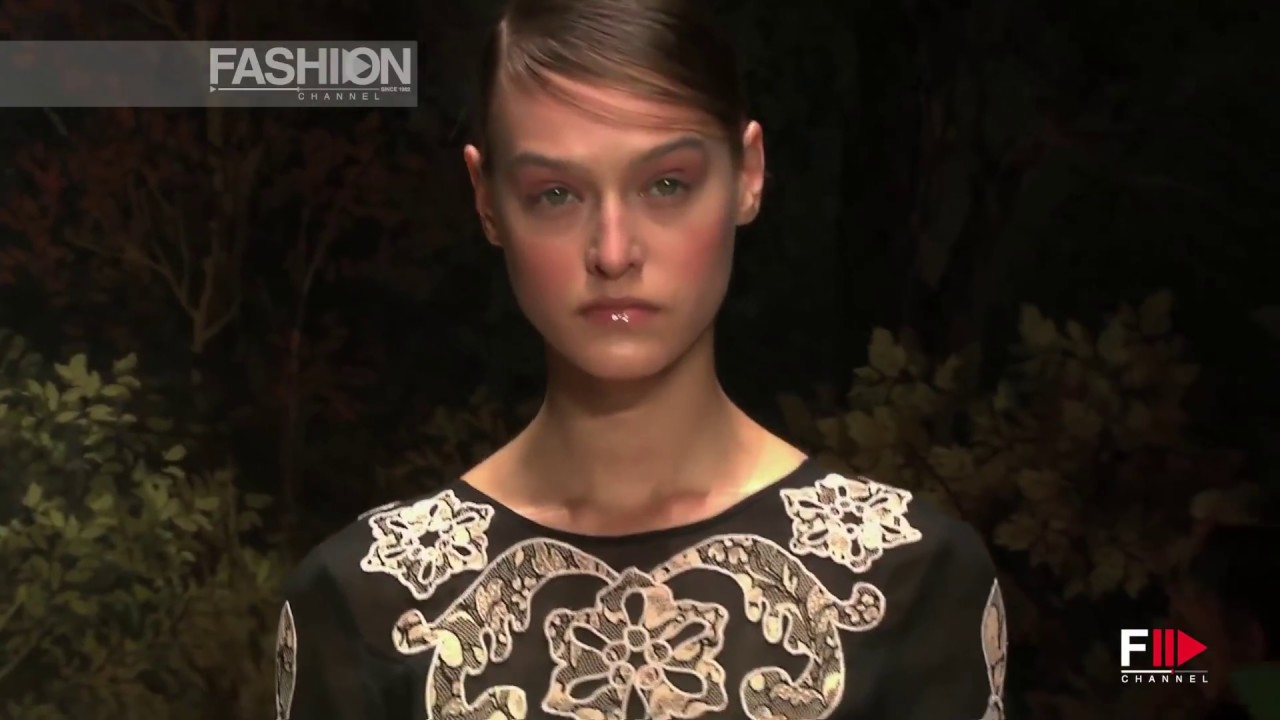 Laura Biagiotti Fashion Show Spring Summer 2014 Milan Hd By Fashion Channel Youtube