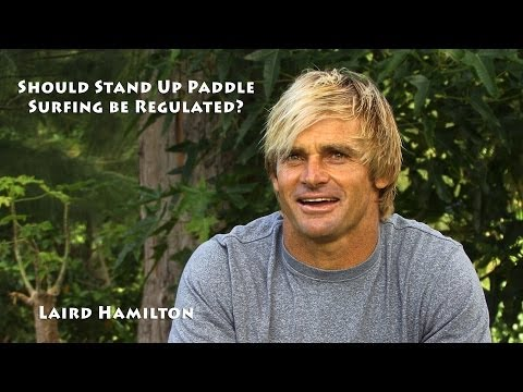 SUP Regulation-A Stand Up Paddle Movie.mov