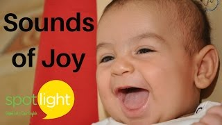 Sounds of Joy | practice English with Spotlight