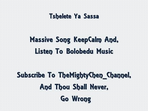 Dj Calvin ft Modibza: Tshelete Ya Sassa
