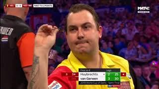 2018 World Cup of Darts Semi Final Belgium vs Netherlands