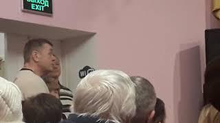 Жариков встретился с жителями Васильевского сельского поселения