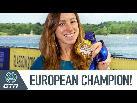 GTN's European Triathlon Champion! | Heather's Race Vlog