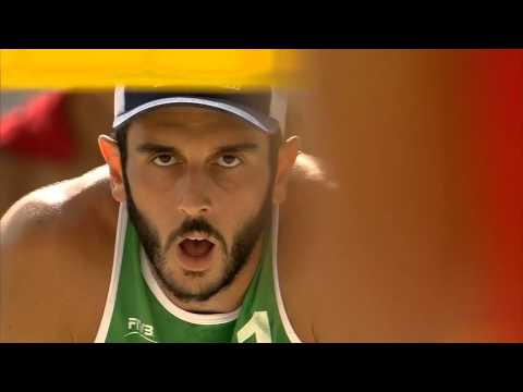Italy vs Russia 3d place FIVB OPEN 2015