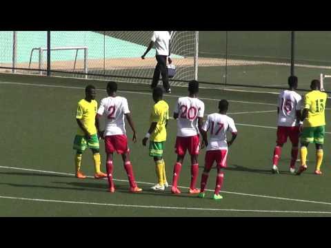 GHANA PREMIER LEAGUE FULL MATCH - WAFA SC  vs EBUSUA DWARFS