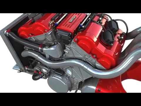 画像: Ferrari V4 Superbike le immagini del prototipo youtu.be