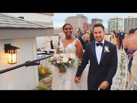 a-new-york-fashion-week-themed-wedding-in-chicago-|-martha-stewart-weddings