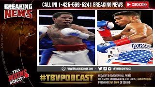 ☎️Gervonta Davis Vs. Yuriorkis Gamboa on Dec. 28 WBA VACANT REGULAR Title In ATLANTA😱