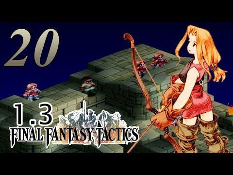 Archer Hell - Final Fantasy Tactics 1.3 Difficulty Mod - 20