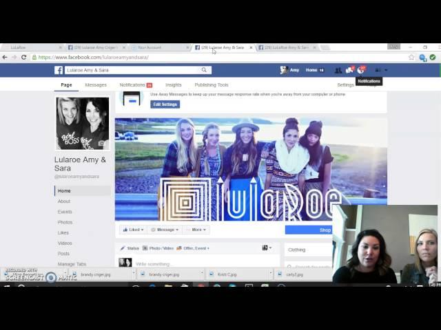 Facebook Page 101