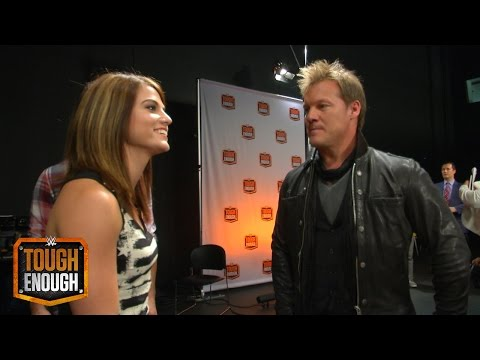 Chris Jericho's behind-the-scenes advice to Sara Lee: WWE Tough Enough Digital Extra, July 14, 2015