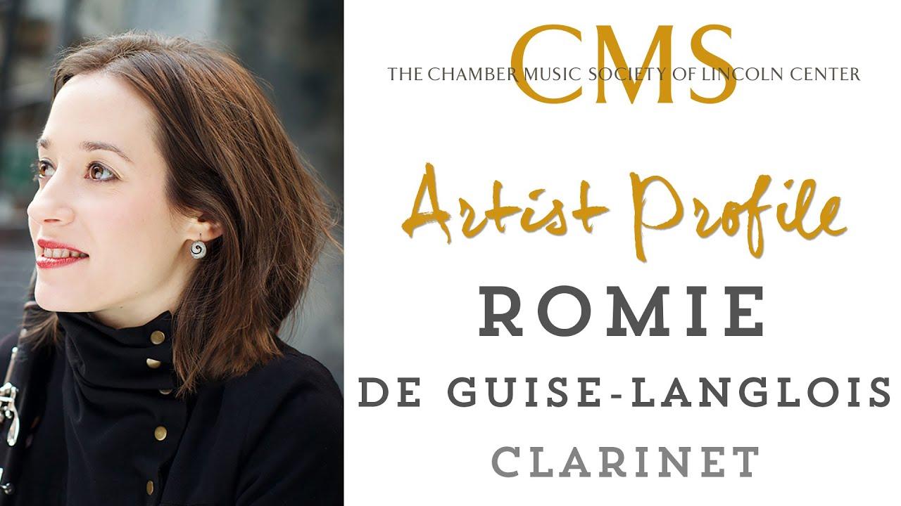 Romie de Guise-Langlois Artist Profile - January 2013