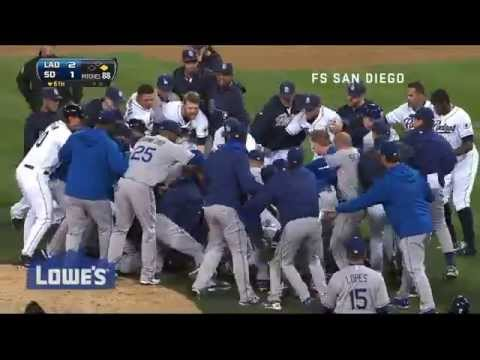 SHOCKING NEWS: Brawl Erupts In Dodgers