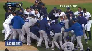 SHOCKING NEWS: Brawl Erupts In Dodgers