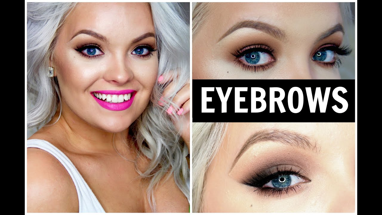 Eyebrow Tutorial Pro Tips Tricks Techniques Brianna Fox