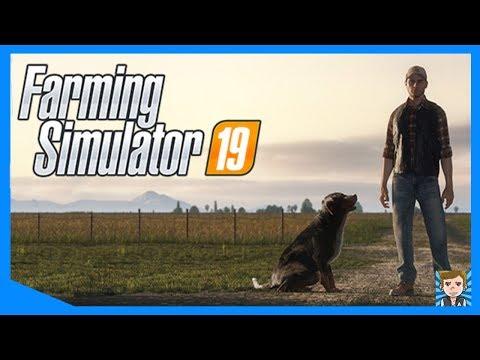 LS19 | Farming Simulator 19 | Official CGI Reveal Trailer | KanderBol | Deutsch/German
