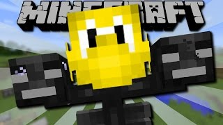 ICH BIN EIN WITHER!! (Minecraft POSSESSED MOD) [Deutsch]