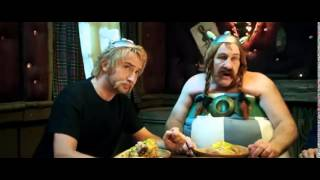 Astérix et Obélix : au service de sa Majesté (2012) partie 2