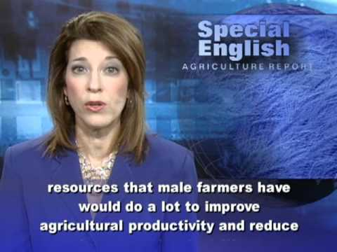 How Women Farmers Could Feed More in Developing World