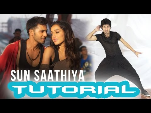 Sun Saathiya Tutorial ABCD 2 Dance Bollywood RubenDanAc