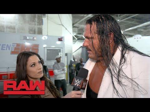 Fired Rhyno leaves Raw for the last time: Raw Exclusive, Dec. 3, 2018