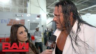 أخر أخبار وضع راينو في WWE - في الحلبة