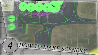 Making Scenery | Part 4 - Making it look spexy with ground polys