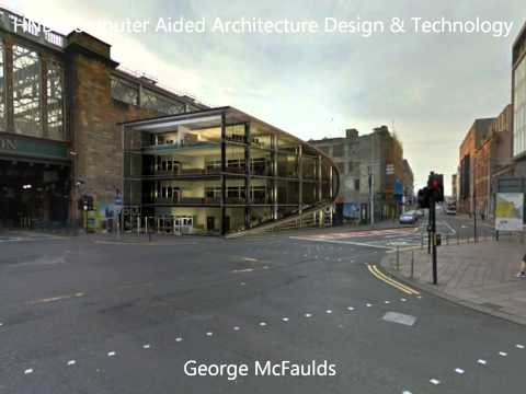 HND Computer Aided Architecture Design & Technology @ Motherwell College