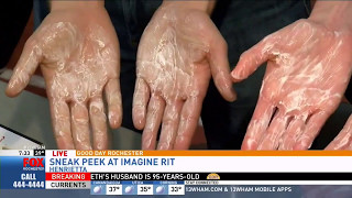 RIT on TV: Imagine RIT Preview - Dehydrated Shampoo and Lily Pad