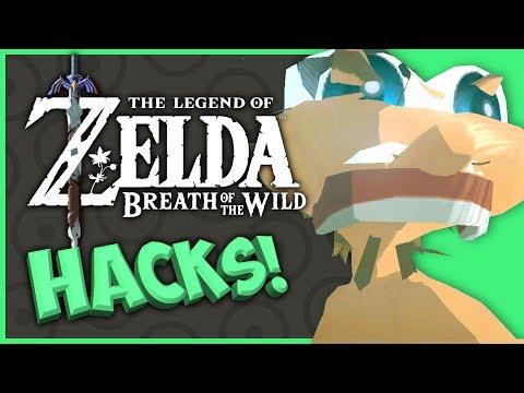 ZELDA: BREATH OF THE WILD HACKS! - Hack Attack! - Aurum