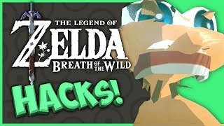 ZELDA: BREATH OF THE WILD HACKS! - Hack Attack! - Aurum