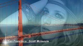 추억의 팝송명곡-San Francisco(Scott Mckenzie)/샌프란시스코