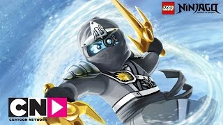 Zane - Ninjago - Cartoon Network