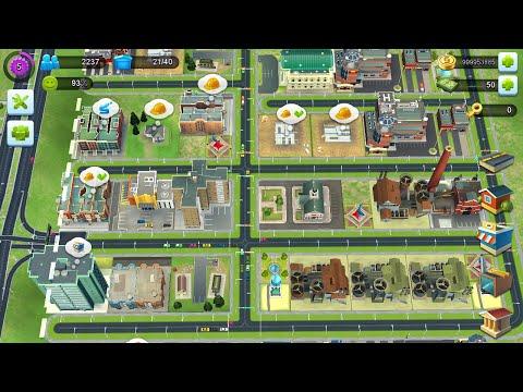 Как взломать игру SimCity Buildit (Android).